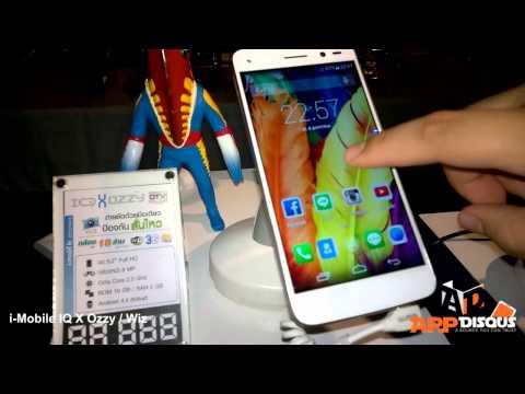 พรีวิว พาชม i-Mobile IQX Wiz และ Ozzy เครื่องสดจากวันเปิดตัว