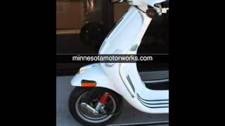 8. 2009 Vespa S 50  Used Motorcycles - Blaine,Minnesota - 2013-05-03