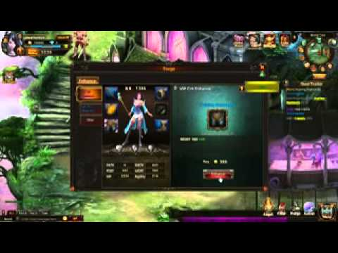 League of Angels Raw Gameplay 1.wmv