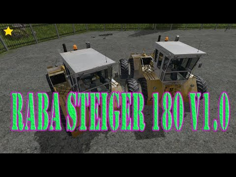 RABA Steiger 180 v1.0