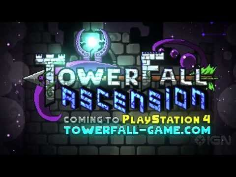 TowerFall Ascension Playstation 4