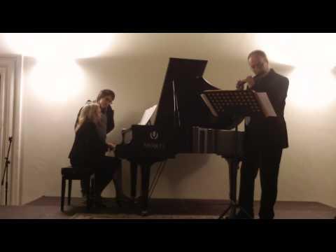 Andrea Ferrante: Vortex - Nicola Mazzanti: piccolo flute