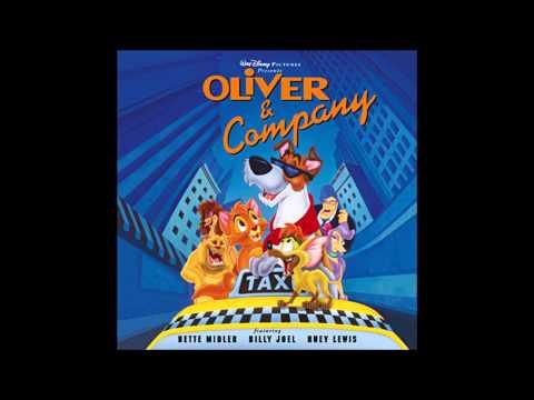 Oliver & Company OST - Enter Dodger