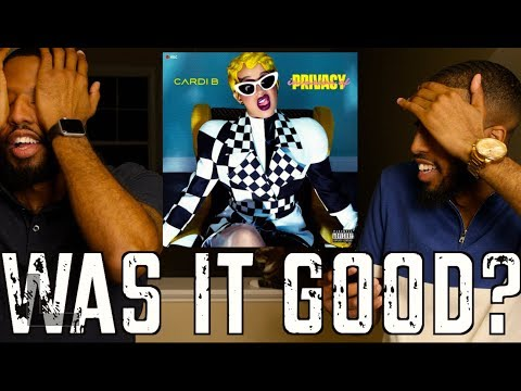 """CARDI B """"INVASION OF PRIVACY"""" REVIEW AND REACTION #MALLORYBROS"""