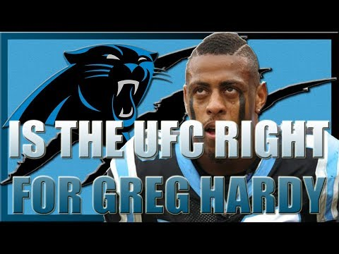 GREG HARDY GETS A CONTRACT TO FIGHT IN THE UFC! IS HE STABLE ENOUGH FOR THAT? | @Shellitronnn