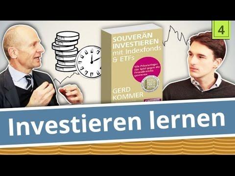 Investieren lernen: Gerd Kommer über sein Buch