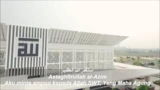 Zikir Astaghfirullah al Azim Hafiz Hamidun استغفر الله العظيم