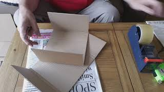 Download Lagu How to get free packaging for shipping your vinyl records, CDs and other stuff Mp3