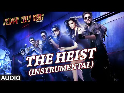"Exclusive: ""The Heist (Instrumental)"" Full AUDIO 