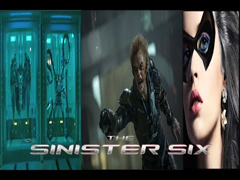 Video The Sinister Six (Fan) Trailer 2016 download in MP3, 3GP, MP4, WEBM, AVI, FLV January 2017