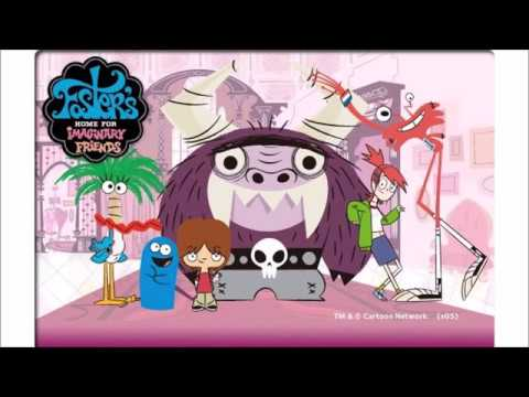 Adrian Salutes Season 1 Ep 5 Foster's Home For Imaginary Friends