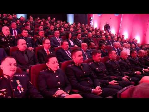 Глава государства поздравил сотрудников Службы государственной охраны