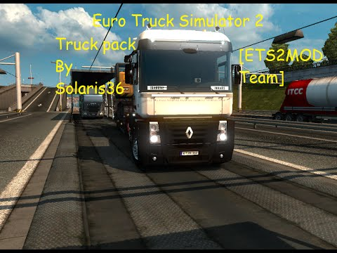 Renault Magnum Evolution Pack v1.0 by Solaris36