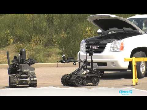 Video ROBOT CHECKPOINT | Real-life Robocop? download in MP3, 3GP, MP4, WEBM, AVI, FLV January 2017