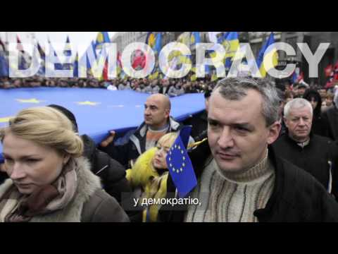 Euromaidan: Ukraine Is Europe
