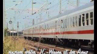 Jede Menge IC-Verkehr auf der Thüringer Stammbahn