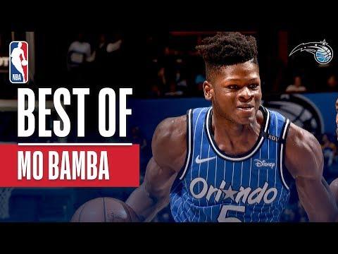 Video: Best of Mo Bamba So Far | 2018-2019 NBA Season