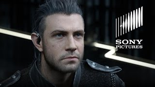 Kingsglaive Final Fantasy Xv  Official E3 Trailer