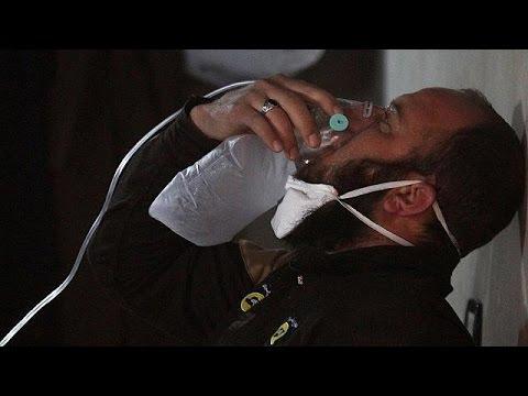 Αέριο σαρίν σκόρπισε το θάνατο στη βόρεια Συρία, υποστηρίζουν ειδικοί