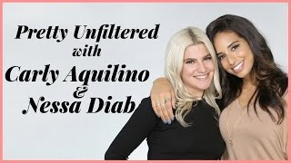 Get Informed About Your Reproductive Rights With Carly Aquilino and Nessa Diab   Pretty Unfiltered by POPSUGAR Girls' Guide