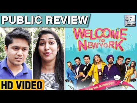 Welcome To New York Public Review | Karan Johar |