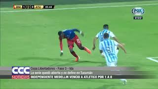 Copa Libertadores - Fase 3 - Ida