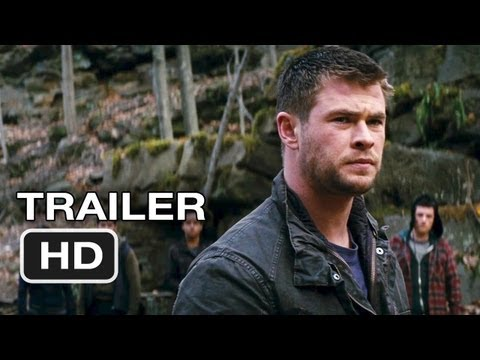 Red Dawn TRAILER (2012) Chris Hemsworth, Josh Hutcherson Movie HD