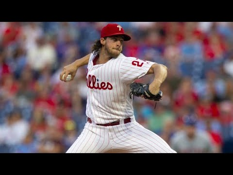Aaron Nola's (9 Strikeout) Game vs Red Sox | September 14, 2019 | 2019 MLB Season