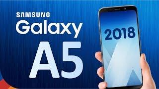 Samsung Galaxy A5 2018 ¡REVOLUCIÓN EN GAMA MEDIA!