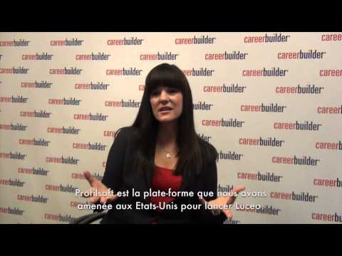 4min30 avec Mary Delaney, Luceo, CareerBuilder