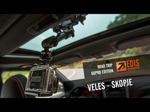 [A1, A4] Macedonia road trip: Veles - Skopje (MKD)