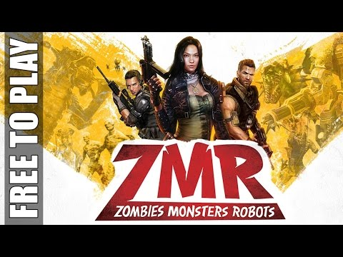 TETAS CON FORMA DE DE CORAZON! – Zombies Monsters Robots (ZMR)