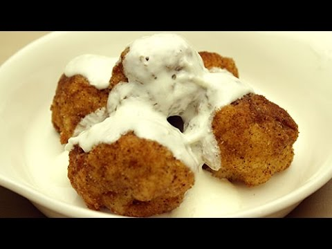 Deep Fried Crispy Cauliflower Recipe – Easy Turkish Recipes