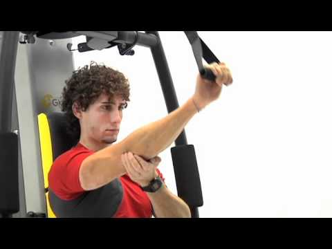 Halley Homegym Workout routines / Halley HomeGym Utilizzo