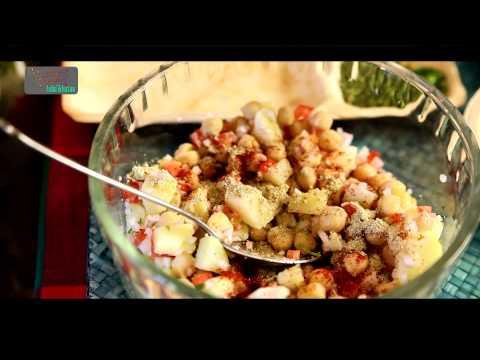 Savoury Aloo Chaat