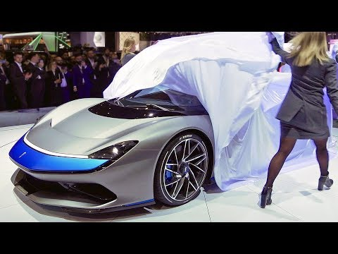 1900HP Pininfarina Battista (2021) Pure Electric Luxury Hypercar