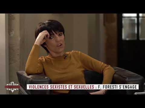 Violences sexistes et sexuelles : Florence Foresti s'engage  - Clique Dimanche du 11/03 - CANAL+