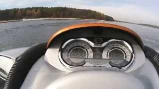 7. SeaDoo RXP-X Brp Supercharged Rotax Jet-ski Max speed  TOP 113km/h  Sea Doo