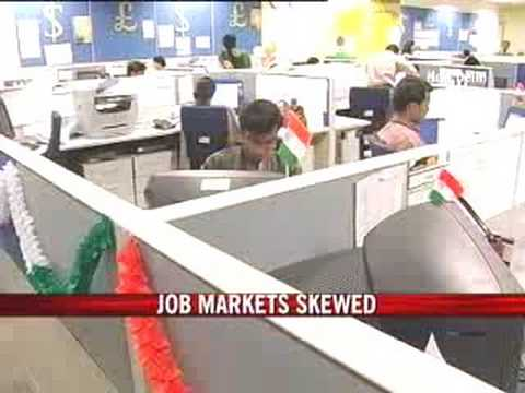 economic slowdown - Slowdown in the economy has taken a hit on the job market. With most companies now looking to cut costs by slashing jobs or internal hiring, job placement we...