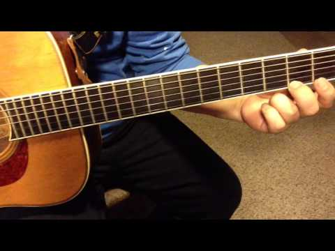 How To Play a D Chord On Guitar- Beginner Step By Step Lesson 4