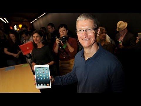 iPad Mini: No Magic Tablet for Apple