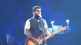 Sanam re title song arijit singh live