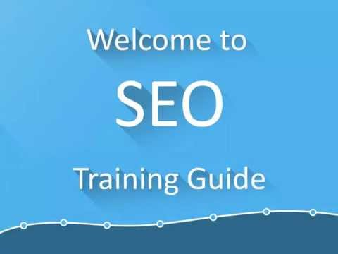 SEO Training Series 2014 - Video 1 of 11 - Introduction