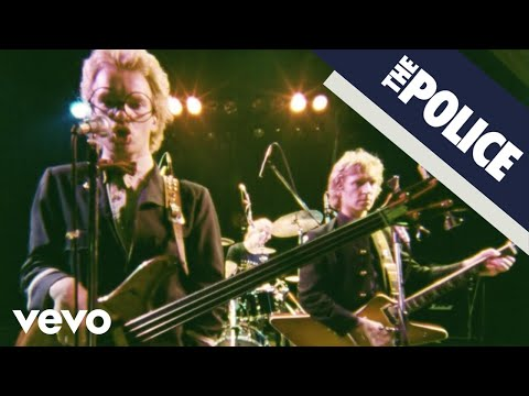The Police - Can't Stand Losing You