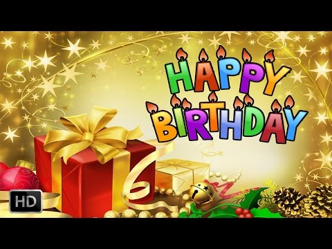 happ - Birthdays of our loved ones are special because they come only once a year. It makes sense to make them as memorable as we can. As a pop idol said, if you pr...