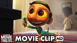 Nonton Sanjay's Super Team Movie Clip 1 (2015) - Disney Pixar Short [HD] Film Subtitle Indonesia Streaming Movie Download