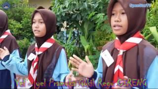 Video Yel yel Pramuka Gokil Regu CIRENG SMP Negeri 1 Tarub MP3, 3GP, MP4, WEBM, AVI, FLV Desember 2017