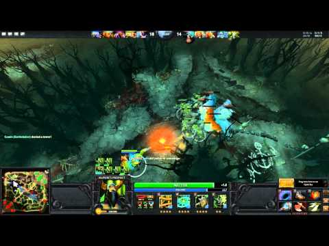 GamingHoldDOTA2 - My Let's Play of Dota 2 beta match with live commentary. Today with Furion in played in jungle and farm. This channel is just for DotA (2) coverage: http://w...