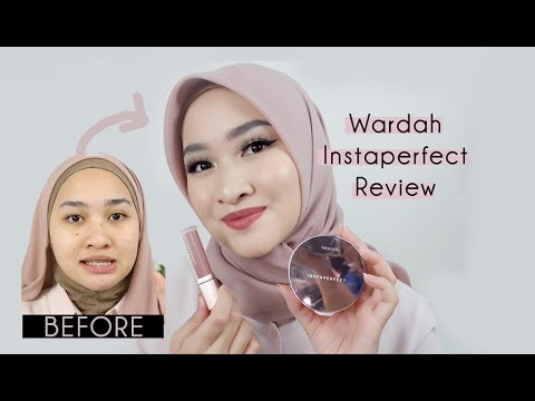 REVIEW INSTAPERFECT BY WARDAH + GIVEAWAY | Kiara Leswara