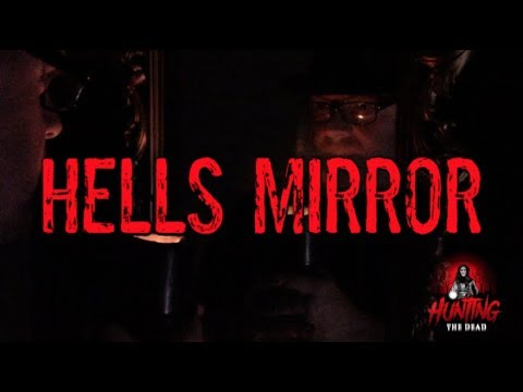 (DEMONIC) REAL PORTAL TO HELL USING HAUNTED MIRROR!
